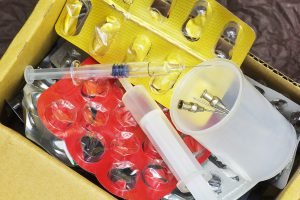 medical waste disposal and management services