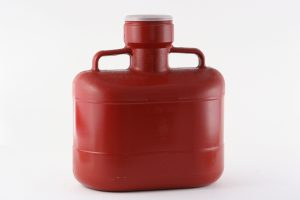 Regulated Medical Waste Container