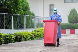Medical Waste Disposal Bins