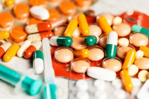 Keep Pharmaceutical Waste separate from other types of medical waste