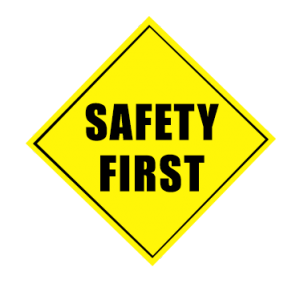 safety plans sign
