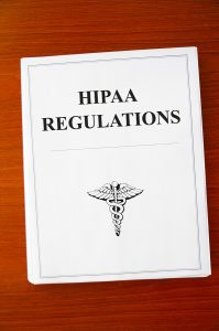 HIPAA lays out specific guidelines for what constitutes PHI